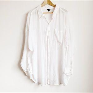 extra lightweight torrid semi-sheer summer blouse